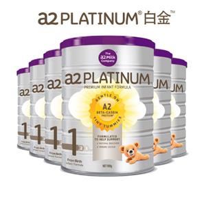 澳洲大药房 A2白金系列一、二、三段奶粉900g 部分低价