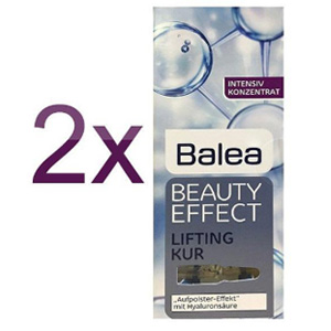 Balea 芭乐雅 玻尿酸系列 浓缩精华 7支*2