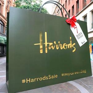 Harrods百货年末终极9折预告