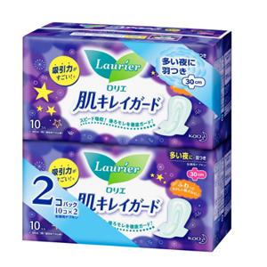 花王 乐而雅瞬吸卫生巾 2包装