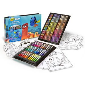 Crayola绘儿乐 Undersea 创意礼盒套装