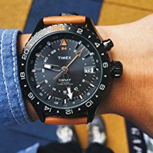 Timex天美时 T2P427DH 智能石英男表