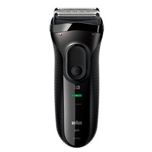 Braun博朗3020s-B干湿两用充电剃须刀