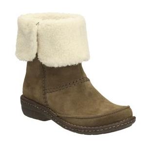 Clarks其乐 Avington Grace 女款雪地靴