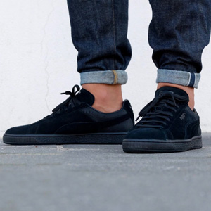 PUMA彪马Suede Classic Casual Emboss男士运动板鞋