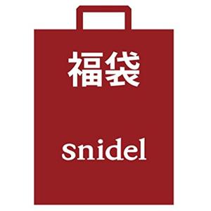 snidel 2017年福袋补货