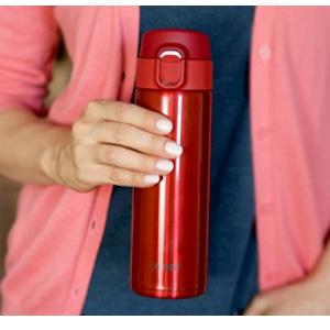 Tiger虎牌MMY-A036 不锈钢保温杯 480ml 红色
