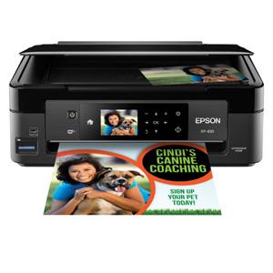 Epson爱普生 无线一体多功能彩色打印机