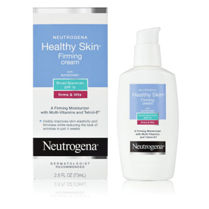 Neutrogena露得清 健康肌肤紧致霜 73ml