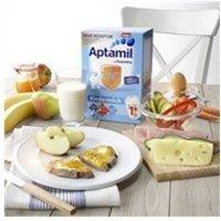 Aptamil爱他美婴幼儿奶粉1+ 600g*4盒