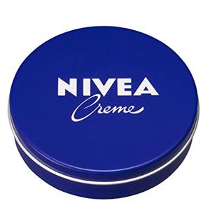 Nivea妮维雅经典蓝罐169g 铁盒
