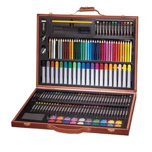 Art 101 173件木质美术工具套件