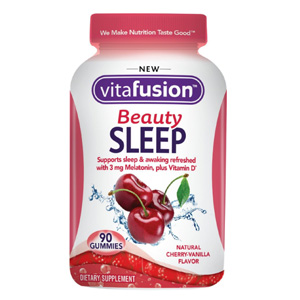 Vitafusion 美容助眠软糖 90粒