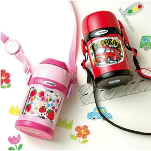 象印SC-ZT45吸管儿童保温保冷两用杯 粉色补货3663日元