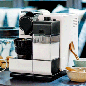 NESPRESSO 奈斯派索胶囊咖啡机(德龙EN550/F511WH )