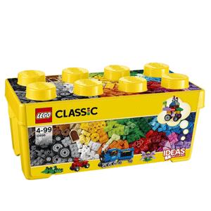 LEGO乐高基础系列 创意拼砌桶 10696