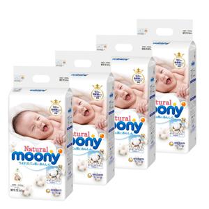 尤妮佳自然有机棉系列宝宝纸尿裤 额外9折