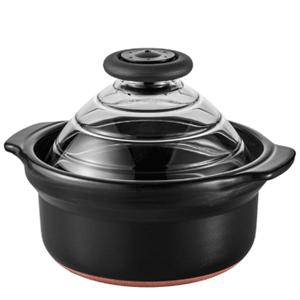 HARIO GN-200B 陶瓷锅 黑色