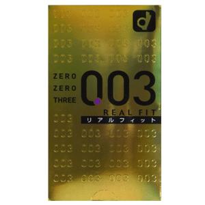 冈本OK 003 黄金超薄安全套10只装