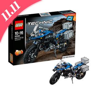 LEGO乐高Techinc幕墙系列42063宝马摩托车会审什么应科技图纸注意图片