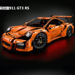 lego 乐高 限量款保时捷911 gt3 rs