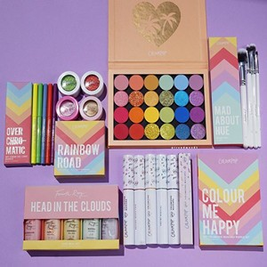 ColourPop RAINBOW Collection彩虹来袭