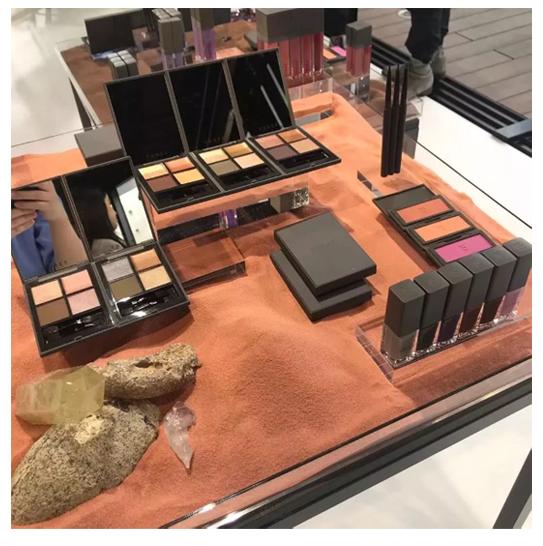 日本药妆品牌THREE即将推出秋季彩妆新品8月7日上市