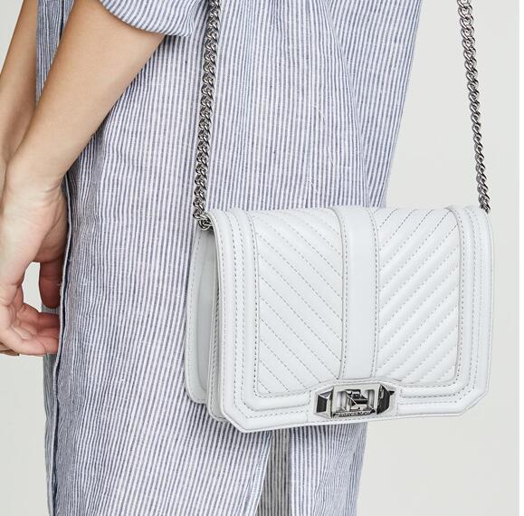 rebecca minkoff Small Love cross body bag袋的圖片搜尋結果