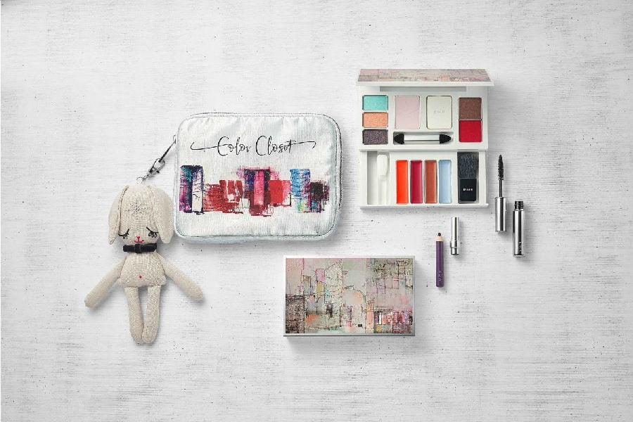 RMK2019圣诞系列彩妆11月1日上市