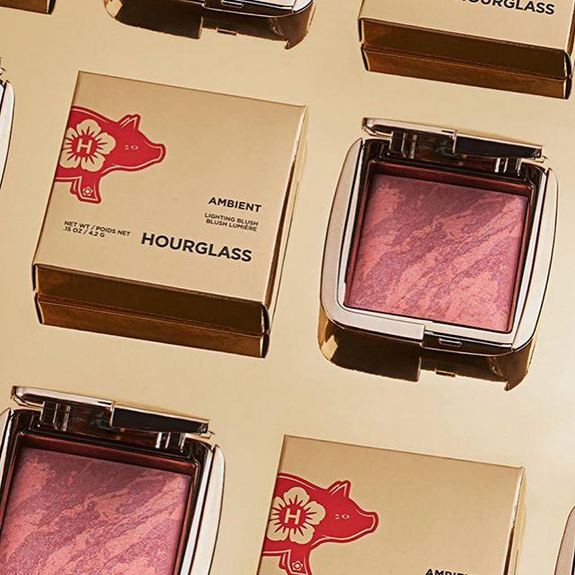 Hourglass中国新年限定彩妆1月8日上市
