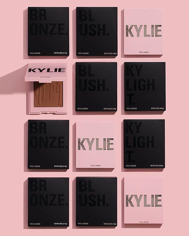 KylieCosmetics2019年春季新品彩妆美国1月18日上市