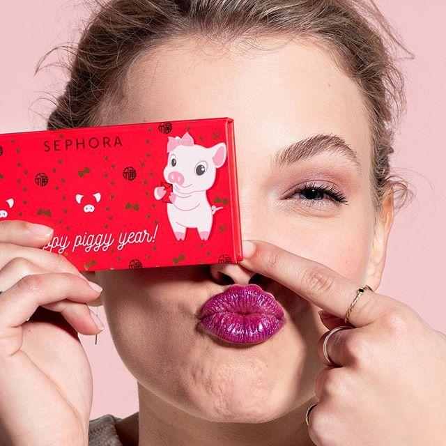 Sephora丝芙兰中国新年系列彩妆北美近期上市