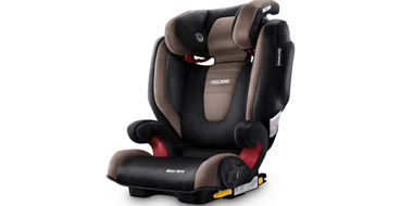 RECARO 莫扎特2代 儿童汽车安全座椅(ISOFIX接口/Seatfix技术/音乐播放)