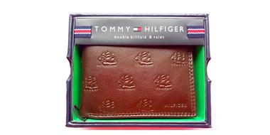 Tommy Hilfiger Herbert真皮钱包