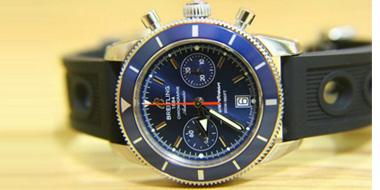 Breitling 百年灵 Superocean Heritage 超级海洋文化系列 A2337016-C856 机械计时腕表