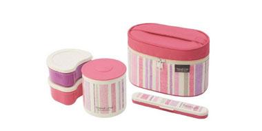 SKATER 保温饭盒便当盒 粉红色 560ml