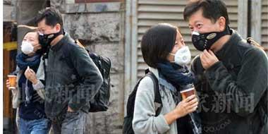 柴静同款重松DD11V口罩 防雾霾PM2.5