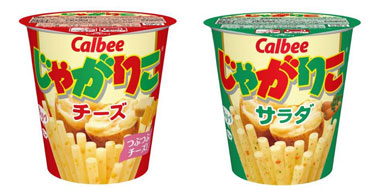 Calbee卡乐比薯条杯装 58g×12个 芝士味