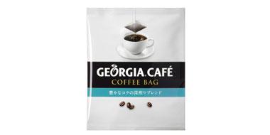 凑单品:GEORGIA乔雅 泡袋咖啡 9g*1袋