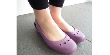 Crocs卡洛驰Kadee女士时尚休闲洞洞鞋 梦幻紫