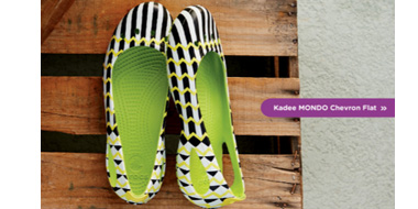 斑马纹款,CROCS 卡骆驰 塑模女士平底凉鞋