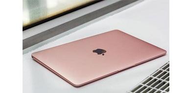 玫瑰金的信仰!苹果官网 Macbook电脑