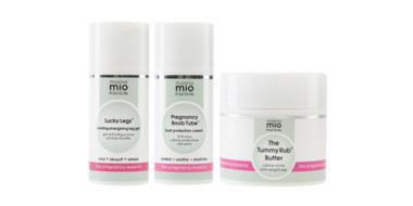 Mio Skincare 英国官网 母婴护体套装 额外8折