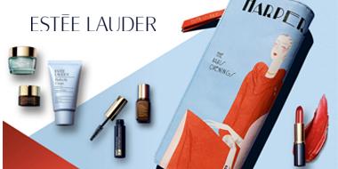 Estee Lauder雅诗兰黛美国官网 订单满$45送7件套大礼包(价值$125)