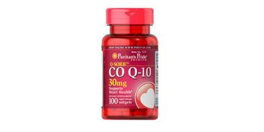 普瑞登 Q-10辅酶心脏保健品 30mg*100粒装