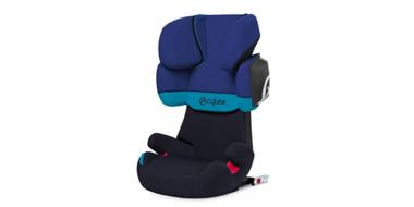 CYBEX 赛百斯 X2-Fix 儿童汽车安全座椅 带ISOFIX硬连接 两色