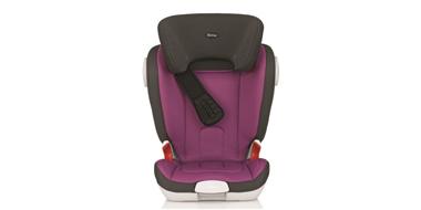 萌宝邹明轩同款:Britax romer百代适Kidfix XP SICT 辉马儿童汽车安全座椅