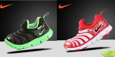 Nike耐克毛毛虫小童码机能运动鞋 多色可选