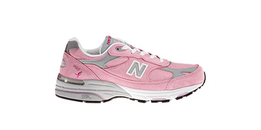 New balance 新百伦993女款总统慢跑鞋 粉色