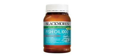 Blackmores澳佳宝深海鱼油软胶囊1000mg*200粒